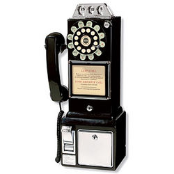 Reproduction Public Pay Phone