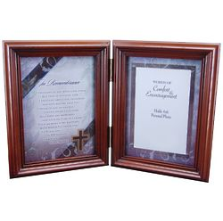 In Remembrance Double Frame