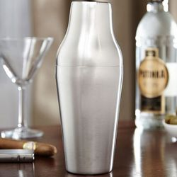 Paris Nights Stainless Steel Cocktail Shaker