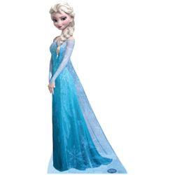 Elsa Frozen Cardboard Cutout Standee