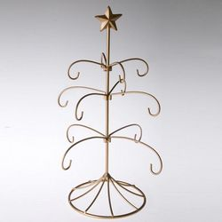 Bride's Metal Ornament Tree