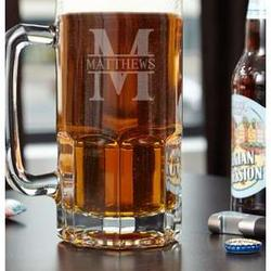 Colossal Oakmont Personalized Beer Mug
