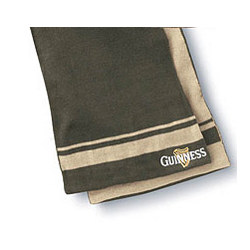 Guinness Knit Scarf