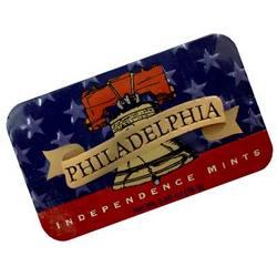 Philadelphia Liberty Bell Mint Tin