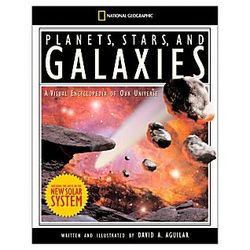 Planets, Stars, and Galaxies Book