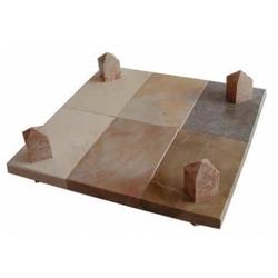 Stone Matza Tray