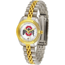 Women's Ohio State Buckeyes Executive Watch
