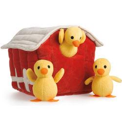 Martha Stewart Chicken Coop Pet Toys