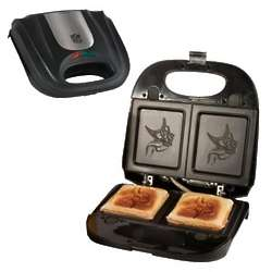 Minnesota Vikings Sandwich Press