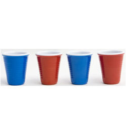 Solo Cup Shot Glasses