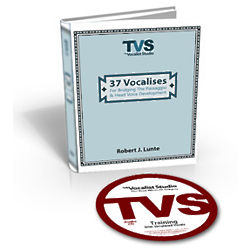 The 4 Pillars of Singing Notated Vocal Workouts Book and DVD