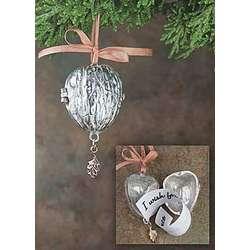 Walnut Wishkeeper Ornament