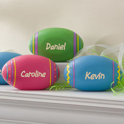 Personalized Easter Egg Decor