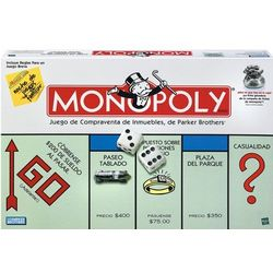 Spanish Rules Monopoly Board Game