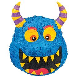 Smiling Monster Pinata