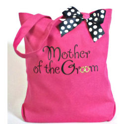 Mother of the Groom Whimsy Bag