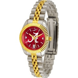 Alabama Crimson Tide Executive AnoChrome Ladies Watch