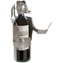 Female Executive Wine Caddy