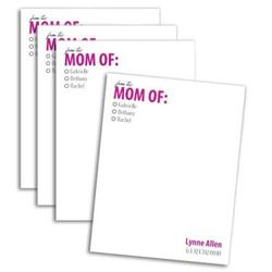 Mom of Note Pads