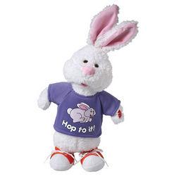 Hopping Bunny Plush Toy