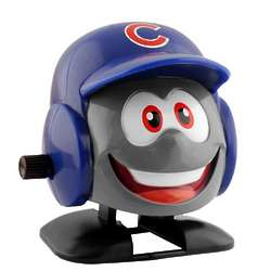 Chicago Cubs Helmet Wind-Up Bleacher Creature