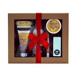 Deluxe Almond Hand Care Set