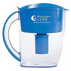 Alkalizing 3.5 Liter Pitcher of Life