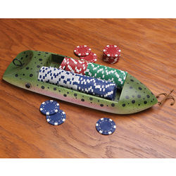 Fishing Lure Poker Set