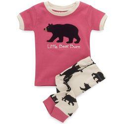 Baby Bear Pink Pajamas