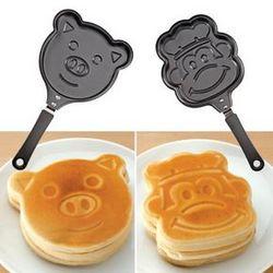 Pig or Monkey Pancake Pan