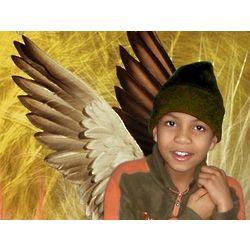 Angel Baby Custom Photo Art Print