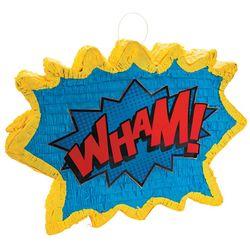 Superhero Wham! Piñata
