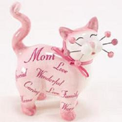 Whimsiclay Special Mom Figurine