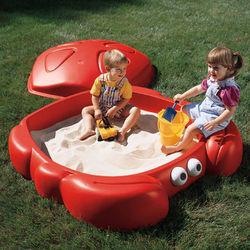Crabbie Sandbox