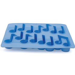 Musical Notes Ice Tray