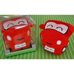 Cartoon Car Towel Favor