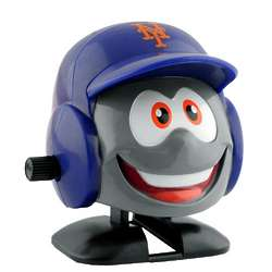 NY Mets Helmet Wind-Up Bleacher Creature