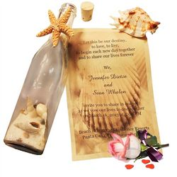 Creative Love Personalized Message Bottle