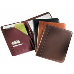 Letter Size Leather Padfolio