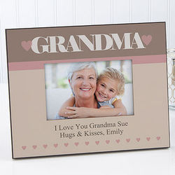 Special Lady Personalized Picture Frame