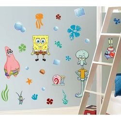Spongebob Squarepants Wall Decals