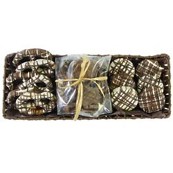 Rectangle Gourmet Chocolate Gift Tray