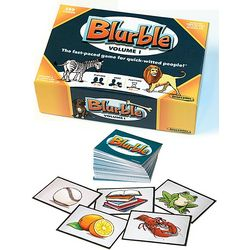 Blurble Word Game Volume 1