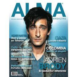 Alma Magazine Subscription