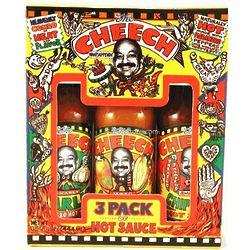 The Cheech Hot Sauce Gift Set