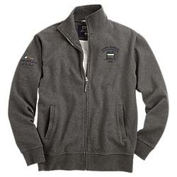 National Geographic Zip Front Cardigan