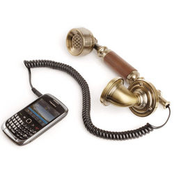 Old Fashioned Phone Handset