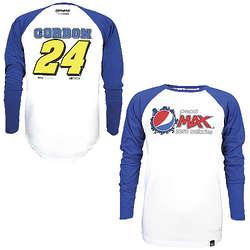 NASCAR Jeff Gordon #24 Varsity Baseball Jersey