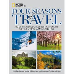 Four Seasons of Travel Book