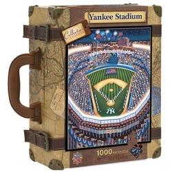 Yankee Stadium 1,000 Piece Suitcase Puzzle